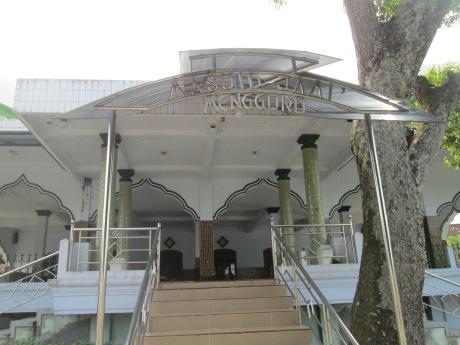 Masjid jami Menggoro foto di ambil 2013